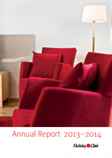 Holiday_Club_Annual_report