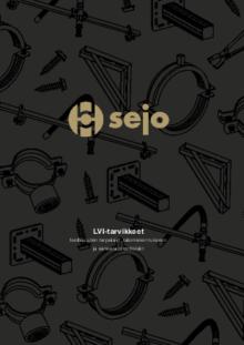 Sejo-tuoteluettelo